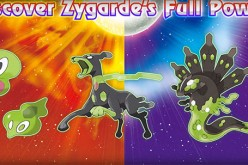 Nintendo reveals the three powerful forms of Pokemon Zygarde and their full powers.