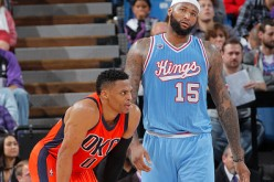 DeMarcus Cousins and Russell Westbrook