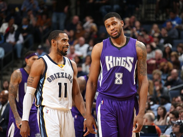 the best attitude 7931d 7f19c NBA Trade Rumors: Kings send Rudy Gay back to Memphis Grizzl