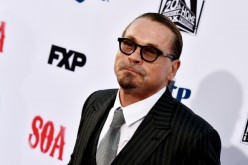 Executive producer Kurt Sutter arrives at the season 7 premiere screening of FX's 'Sons of Anarchy' at the Chinese Theatre on September 6, 2014 in Los Angeles, California.