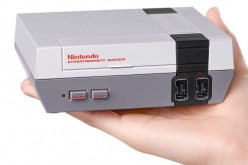 Nintendo announced the new mini NES Classic