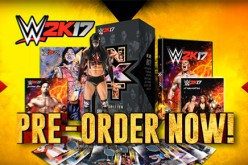 Game publisher 2K Sports reveals WWE 2K17's NXT Edition, which is exclusive for the PlayStation 4 and Xbox One.