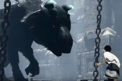 'The Last Guardian' already in final stages of game development.