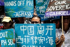 Rallies In Manila Over The South China Sea Dispute