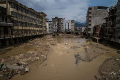 With Typhoon Nepartak, China has experienced the worst flood since 1998.