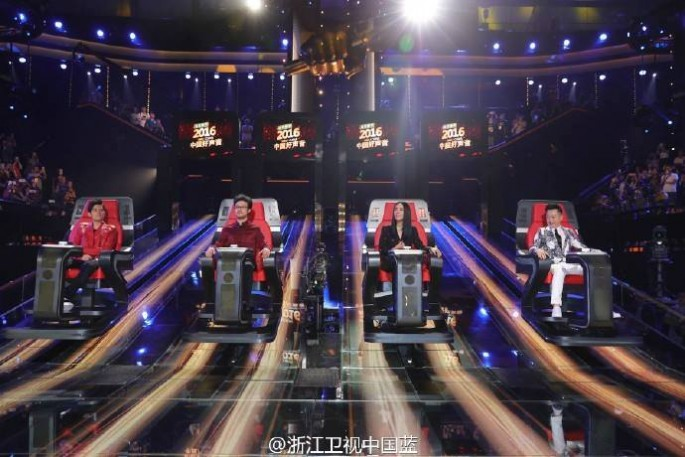 """Sing! China"" is one of the most popular TV singing competitions in the country."