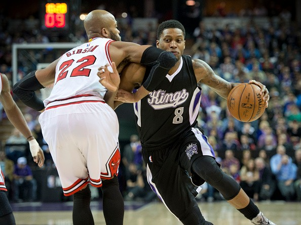 NBA Trade Rumors: Bulls trading for Rudy Gay to complete pla