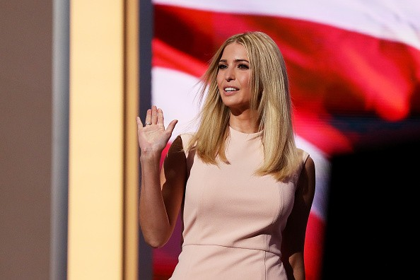 The fact that Ivanka Trump is also an attractive, fashionable woman has made her some sort of an icon for young Chinese women.
