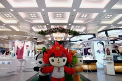 The Fuwa Dolls are Han's creations and were used in the 2008 Beijing Olympics.