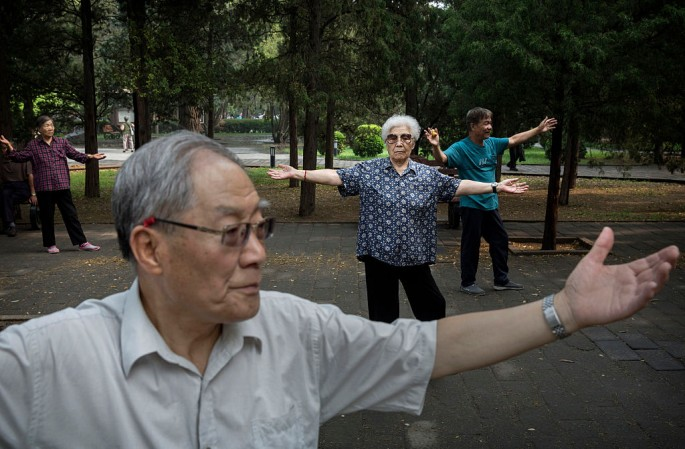 China plans to extend retirement age gradually.