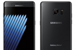 A preview of the upcoming Samsung Galaxy Note 7.