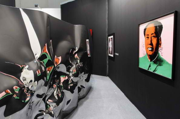 George Wong's vast collection of Italian art is displayed in Beijing.