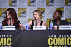 Jason Dohring to join 'iZombie' Season 3. Pictured; Comic-Con International 2016 - 'iZombie' Panel