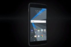 BlackBerry shows the new DTEK50 as the world's most secure Android smartphone