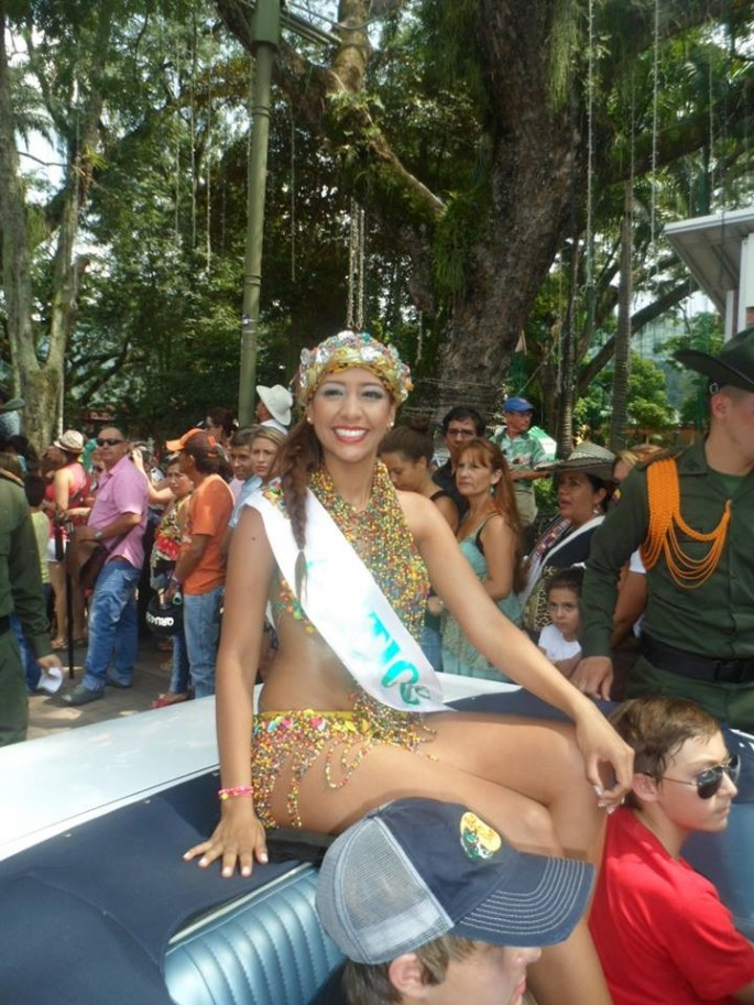 Miss Colombia World 2015