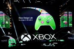 The new Microsoft Xbox One S, console is announced during Microsoft Xbox news conference on June 13, 2016 in Los Angeles, California.