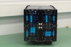 China's Ao Xiang Star 12U CubeSat is similar to this one, but is larger.