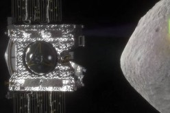 The OSIRIS-REx Visible and Infrared Spectrometer, or OVIRS, will look at the asteroid's spectral signature to detect organics and other minerals.
