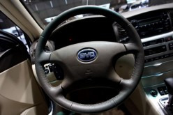 BYD is one of China's biggest vehicle producers.