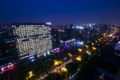 Alipay moved its headquarters from Huangzhou to Shanghai.