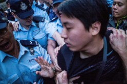 The Chinese government is cracking down on activism.