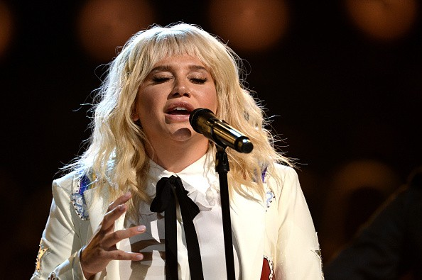 Recording artist Kesha performs onstage during the 2016 Billboard Music Awards at T-Mobile Arena on May 22, 2016 in Las Vegas, Nevada.