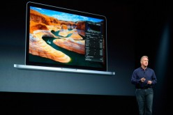 MacBook Pro model discussed in Apple conference.