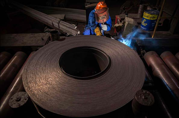 China's steel industry is facing 24 legal cases of anti-dumping from various countries.