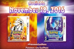 'Pokemon Sun and Moon' is an upcoming Nintendo 3DS game that will be released on Nov. 18.