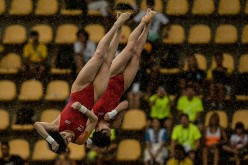 Chinese divers bag gold at the 2016 Rio Olympics.