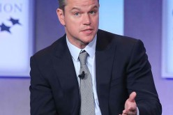 Matt Damon is hit by criticism for starring in the movie