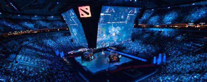 International gaming competitions like the TI6 have provided Chinese pro gamers with the opportunity to shine in e-sports.