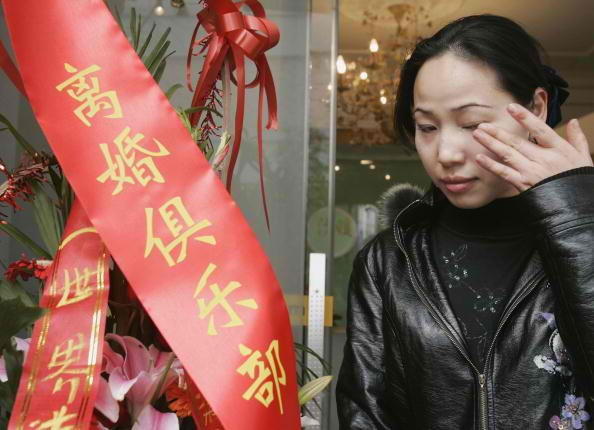 Many Chinese women face abuse in sham marriages with homosexual men.