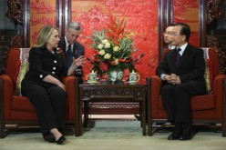 Hillary Clinton is very vocal with her criticism on China's cybersecurity laws.