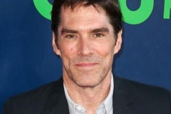 Actor Thomas Gibson at the TCA Summer Press Tour Party in West Hollywood, California on July 17, 2014.