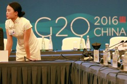 The G20 Summit will focus on global economic growth.