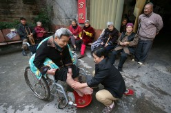Guangzhou Province is home to a large population of elderly Chinese, making the demand for senior care services high.