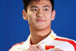 Chinese Olympian Ning Zetao is one of the country's