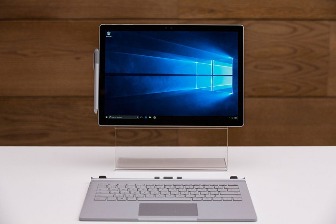 Microsoft Surface Book price slashed by $150