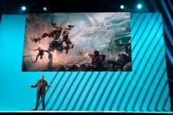 CEO of Respawn Entertainment introducing 'Titanfall 2'