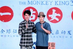 Actor Feng Shaofeng (left) is set to return as Monk Tang in