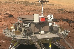 The China National Space Administration unveiled the final design of its Mars probe on Tuesday.