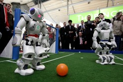 China plans to lead in artificial intelligence race.