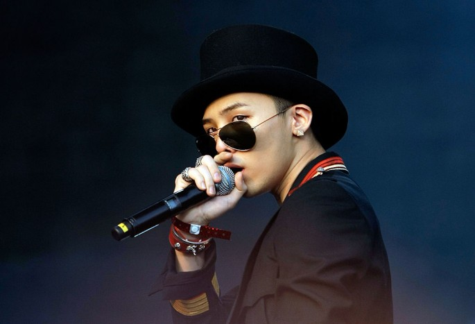 G-Dragon of GD&TOP performs on stage during the day one of the 2011 Pentaport Rock Festival on August 5, 2011 in Incheon, South Korea.