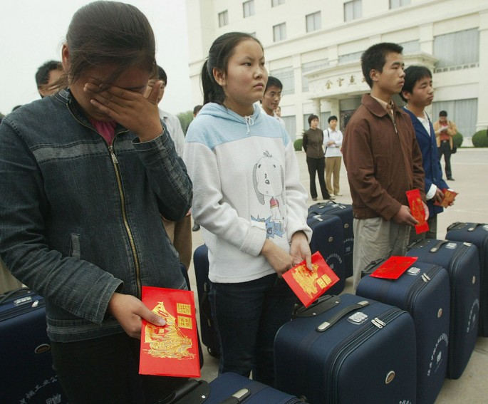 China Shaanxi Tobacco Industry Company Donates Money To Help Impoverished Freshmen