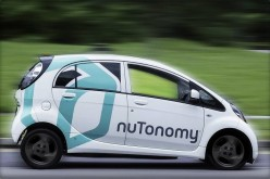 nuTonomy Self-Driving Taxi