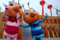 Chinese Theme Park Chain 'Happy Valley' Officially Opened In Beijing