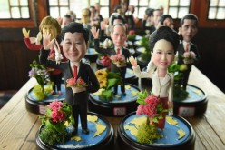 World Peace Dream, a collection of clay sculptures of G20 leaders, was created by Wu Xiaoli, an inheritor of China's intangible cultural heritage, to celebrate the upcoming G20 Hangzhou summit.