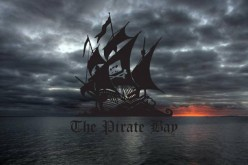 Popular torrent site The Pirate Bay's logo