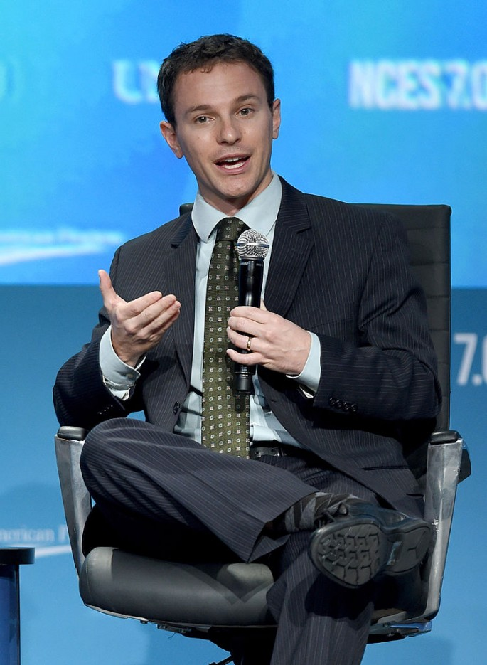 Director of Energy Products at Nest Labs Ben Bixby speaks at the National Clean Energy Summit 7.0 at the Mandalay Bay Convention Center on September 4, 2014 in Las Vegas, Nevada.